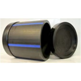 Zaślepka przedłużana fi 125mm PN 10