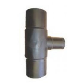Trójnik redukcyjny PE100 PN 10 fi 90/50mm