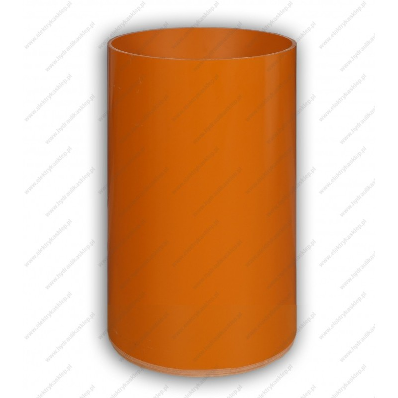 Rura trzonowa DN 400x9,8x6000mm