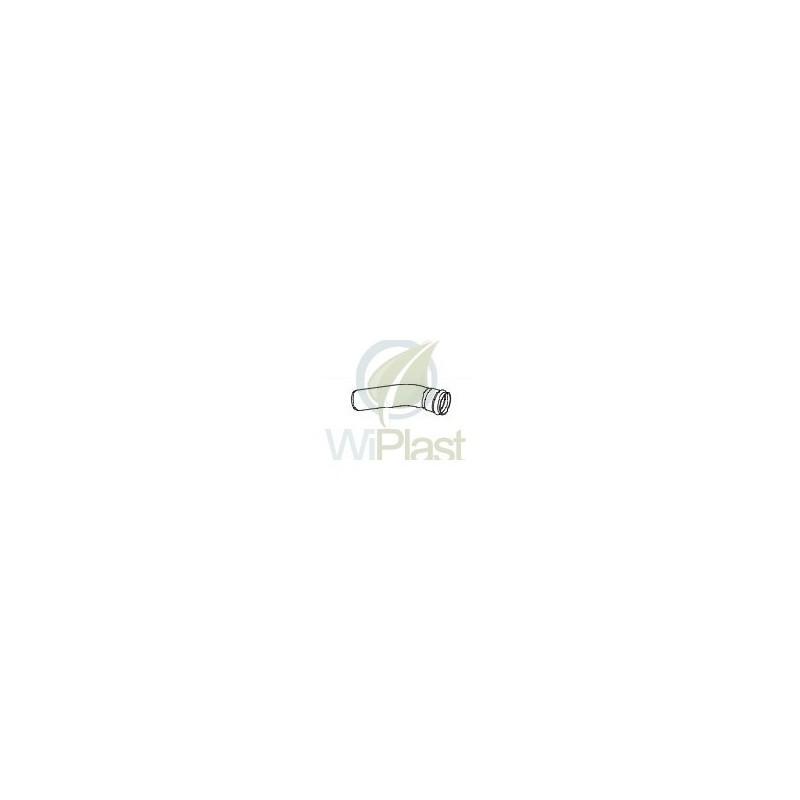 Łuk jednokielichowy 11° DN 225mm
