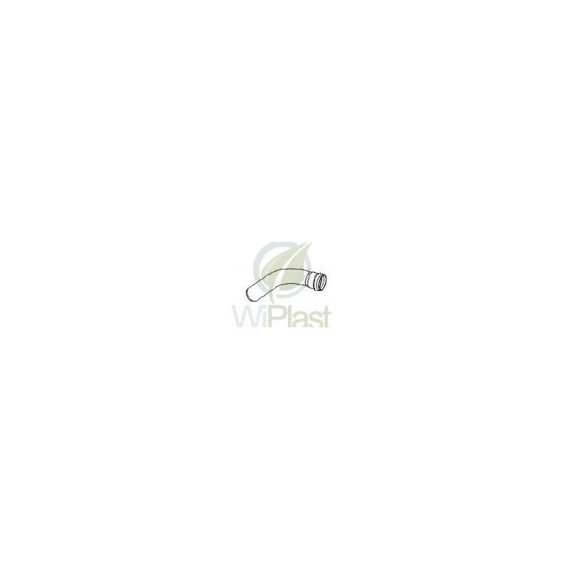 Łuk jednokielichowy 45° DN 90mm