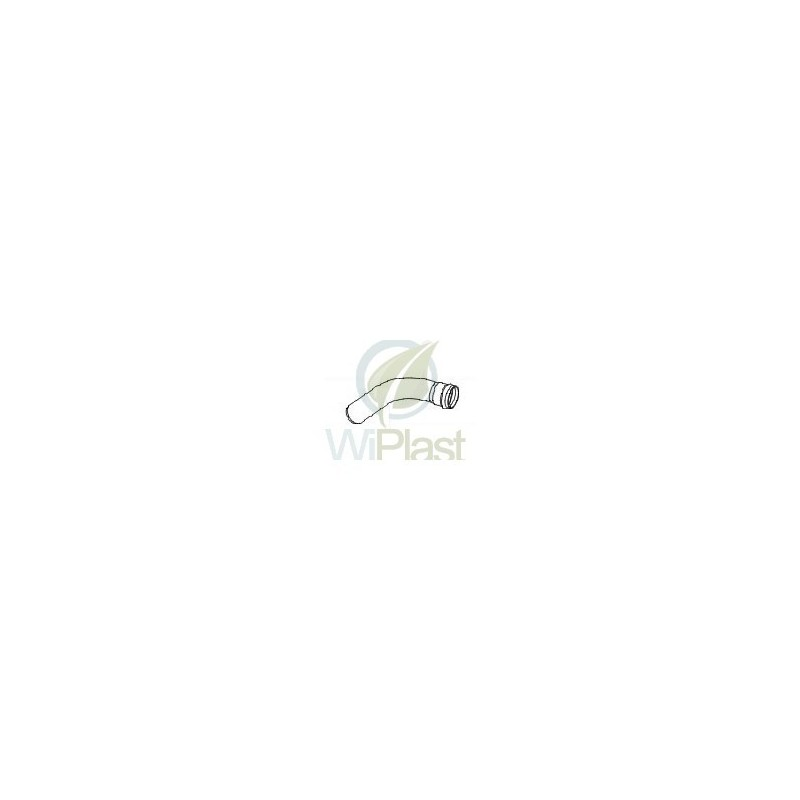 Łuk jednokielichowy 45° DN 225mm