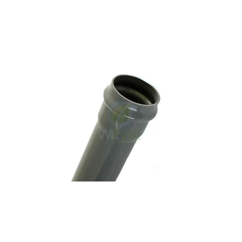 Rura ciśnieniowa z PVC-u PN-10 DN 160x6,2mm odcinek 3 m
