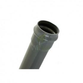 Rura ciśnieniowa z PVC-u PN-12,5 DN 110x5,3mm odcinek 6 m