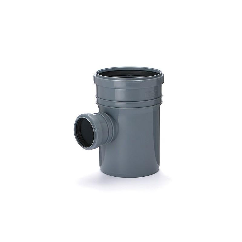 Trójnik kanalizacyjny DN 75/50 kąt 90 stopni (wewnętrzny)