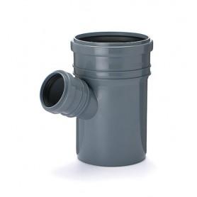 Trójnik kanalizacyjny fi 75/50 kąt 67 stopni