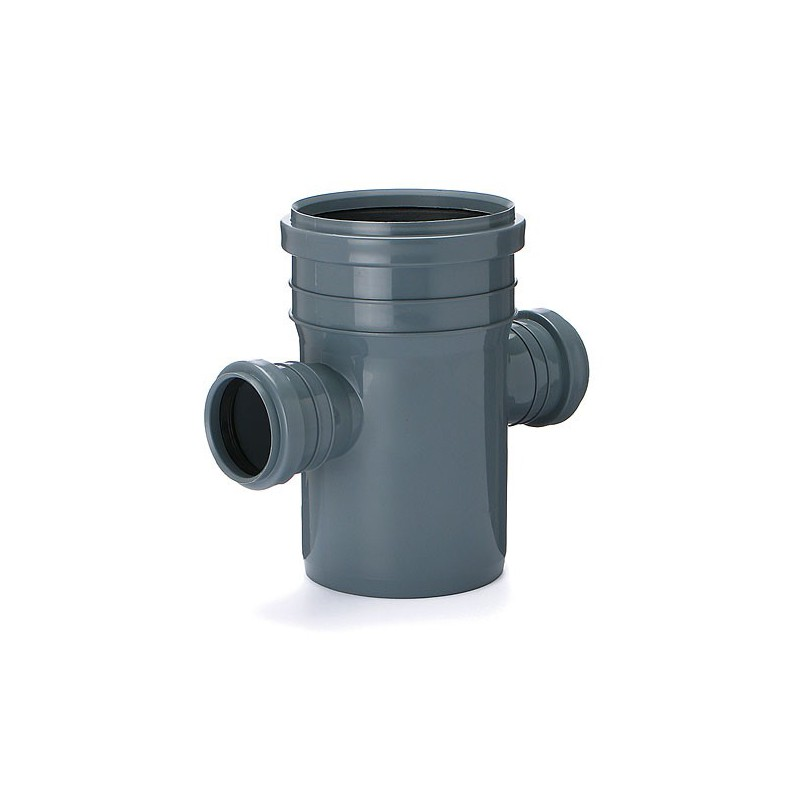 Czwórnik kanalizacyjny DN 110/50 kąt 90 stopni (wewnętrzny)
