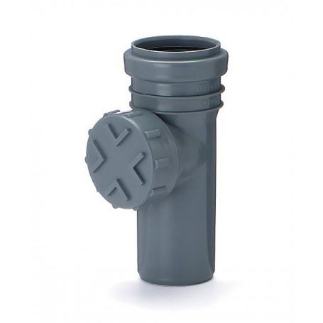 Czyszczak kanalizacyjny- Rewizja DN 50 (wewnętrzny)