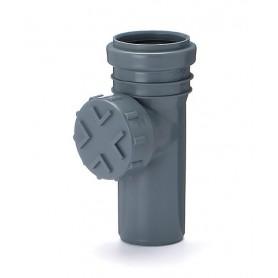 Czyszczak kanalizacyjny- Rewizja DN 75 (wewnętrzny)