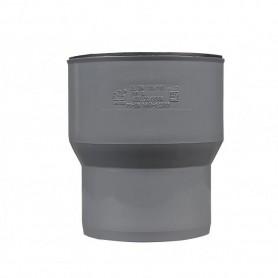 Dołącznik kanalizacyjny fi 110x124 żeliwo z uszczelką