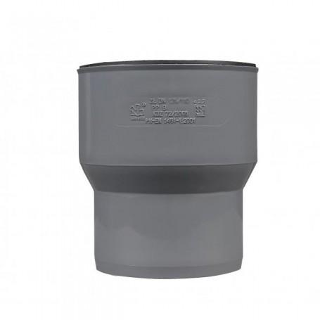 Dołącznik kanalizacyjny DN 110x124 żeliwo z uszczelką (wewnętrzny)