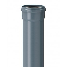 Rura kanalizacyjna z PP-H fi 110x2,7x250mm