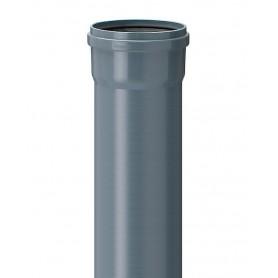 Rura kanalizacyjna z PP-H fi 110x2,7x4000mm