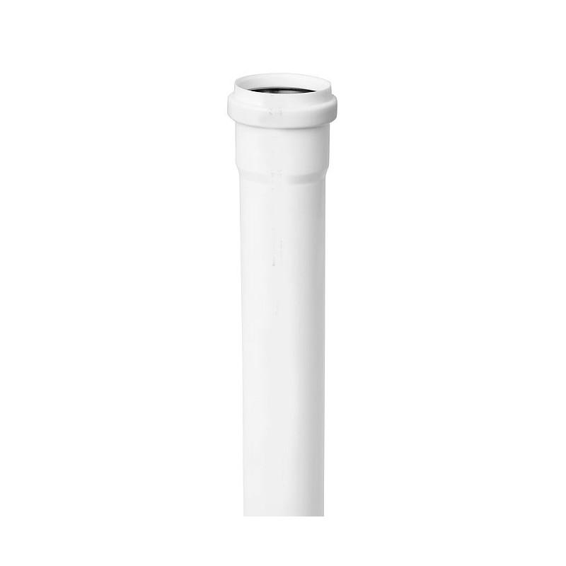 Rura kanalizacyjna z PP DN 40x1,8x500mm (wewnętrzna)