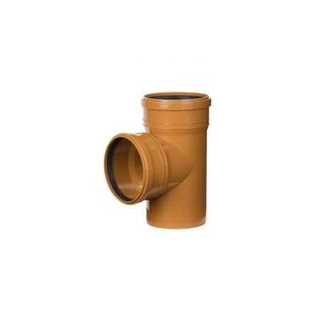 Trójnik kanalizacyjny DN 250/250 kąt 90 stopni (zewnętrzny)