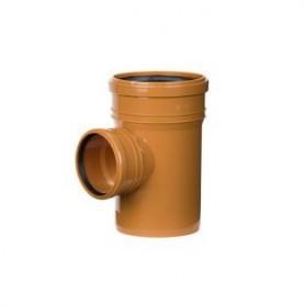 Trójnik kanalizacyjny fi 315/250 kąt 90 stopni