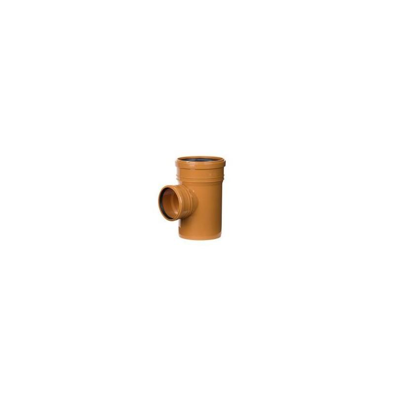 Trójnik kanalizacyjny DN 315/250 kąt 90 stopni (zewnętrzny)