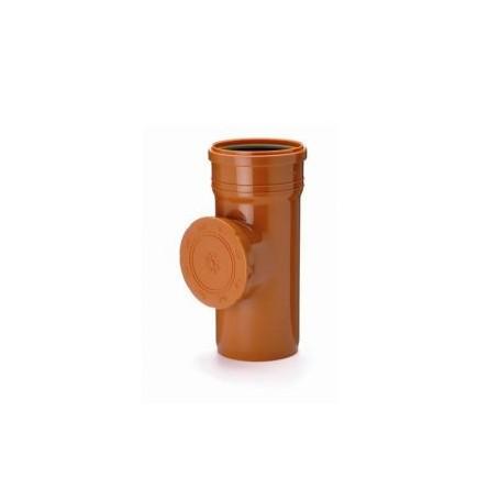 Czyszczak kanalizacyjny- Rewizja DN 110 (zewnętrzny)