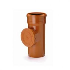 Czyszczak kanalizacyjny- Rewizja DN 250 (zewnętrzny)
