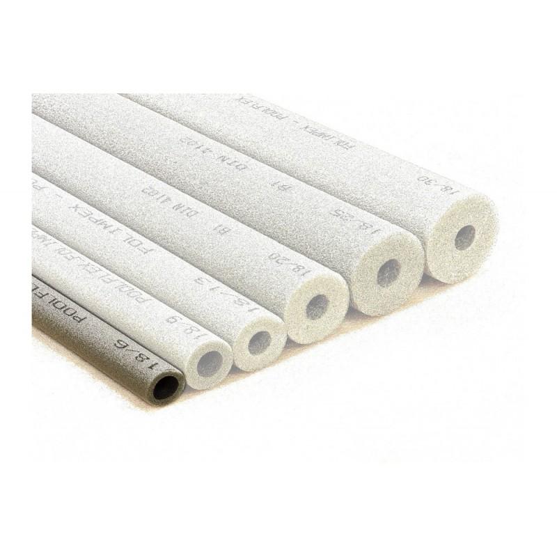 Otulina termoizolacyjna PE fi 35/6mm odcinek 2m