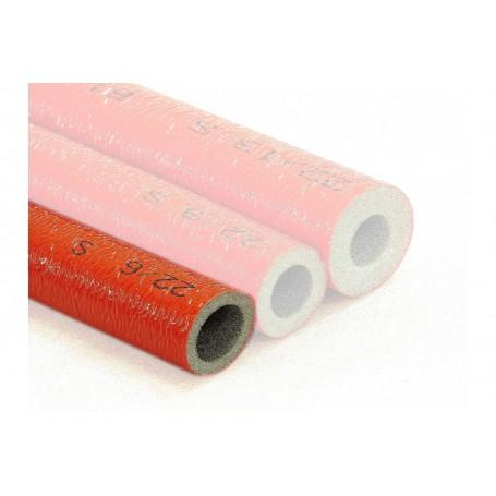 Otulina termoizolacyjna PE Stabil fi 35mm odcinek 2m (czerwona)