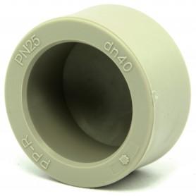 Zaślepka PPR fi 40mm
