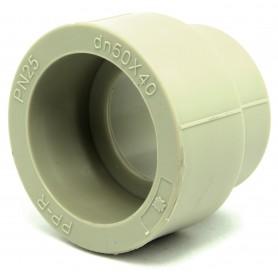 Mufa redukcyjna zgrzewana PPR fi 40/50mm