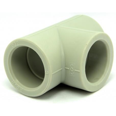 Svařený Tee PPR (úhel 20 mm 90 stupňů)