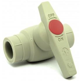 Zawór kulowy PP-R fi 20mm