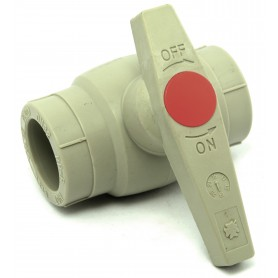 Zawór kulowy PPR fi 40mm