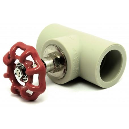 Zawór grzybkowy PP-R fi 32mm