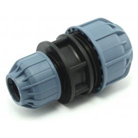 Złączka redukcyjna skręcana PE fi 32x20