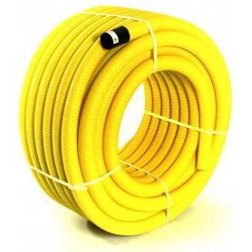 Rura drenarska PVC-u fi 50 (zwój 50 mb)