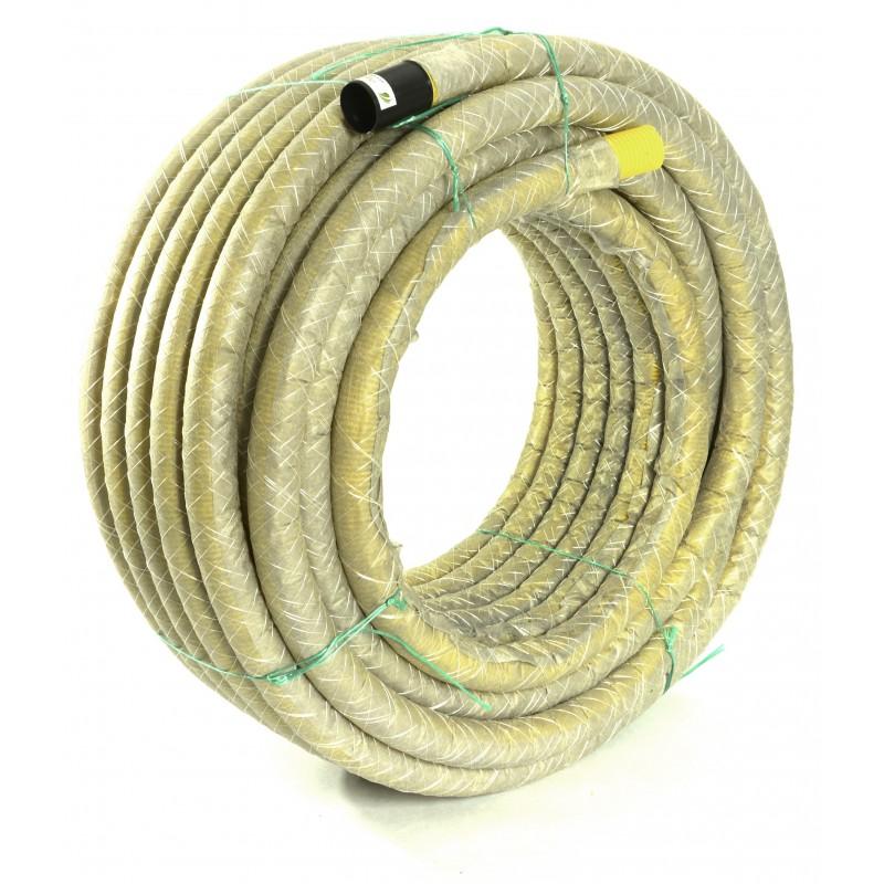 Rura drenarska PVC-u w otulinie DN 50 (zwój 50 mb)