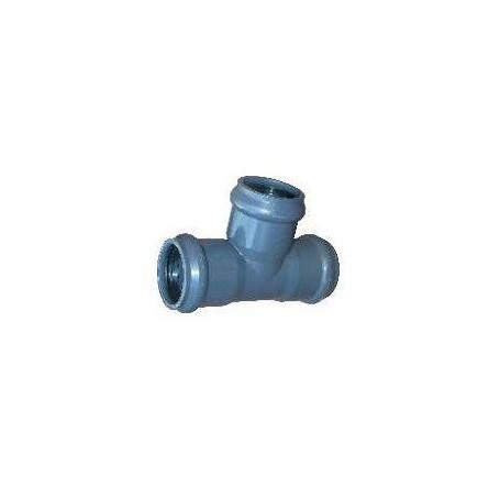 Trójnik ciśnieniowy PVC fi 110/90mm