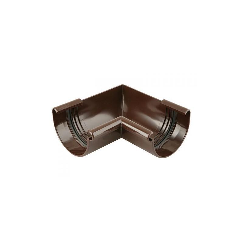 Narożnik wewnętrzny z PVC-u DN 125