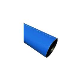 Rura osłonowa RHDPEp-M DL fi 110x5,5mm niebieska odcinek 6m