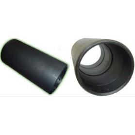 Złączka prosta zewnętrzna wzmacniana fi 125mm