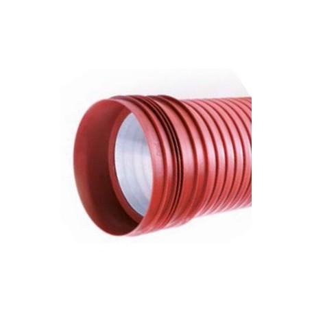 Rura karbowana (strukturalna) z PP DN/ID 600x6000mm