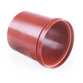 Nasuwka karbowana (strukturalna) z PP DN 250mm