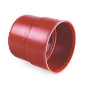 Złączka karbowana (do kielicha PVC) z PP DN 300/315mm