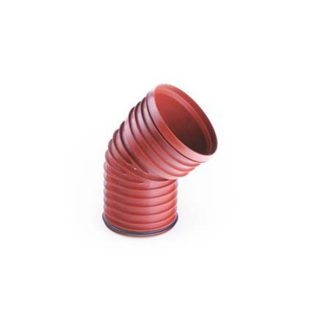 Kolano karbowane (strukturalne) z PP DN 1000 kąt 15 stopni