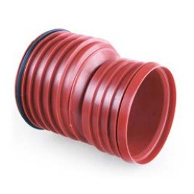 Redukcja karbowana (strukturalna) K2-Kan BK z PP DN 250/200mm