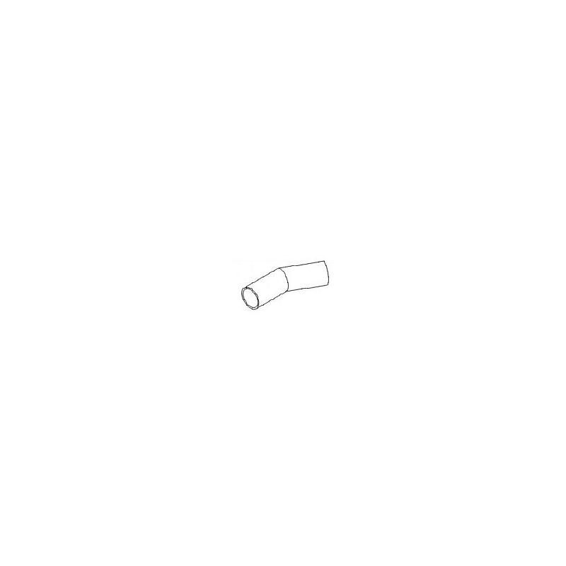 Łuk segmentowy PE HD 100 PN 16 DN 110 kąt 15