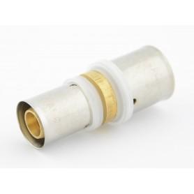 Złączka prosta zaciskowa PEX fi 20x16mm