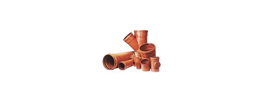 Kanalizacja zewnętrzna Rury i kształtki PVC, PP od fi 110 fi 800mm