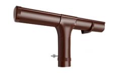 PVC vályú rendszer DAMARA