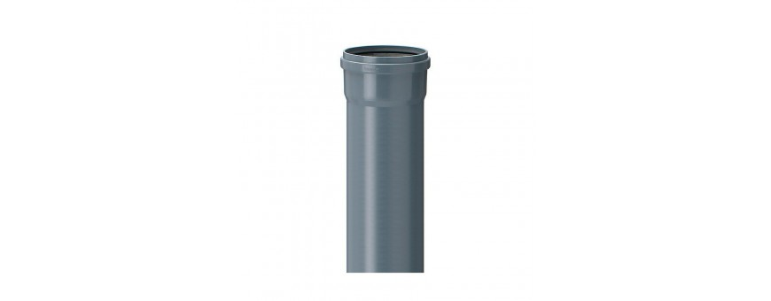 Sewage pipes PP Internal from fi 32 to fi 110mm