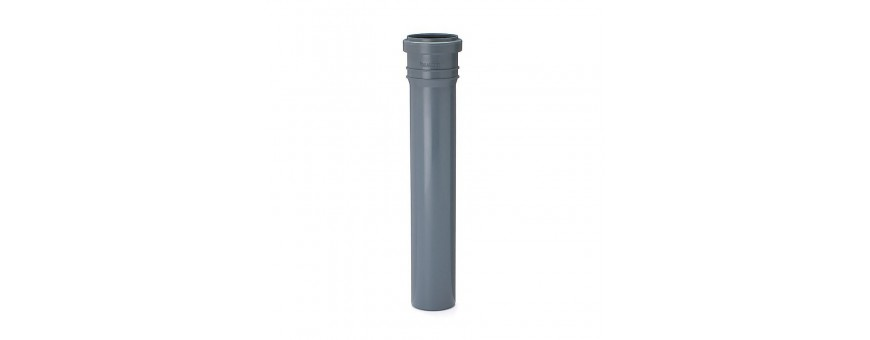 Sewer pipes with PP fi 75mm