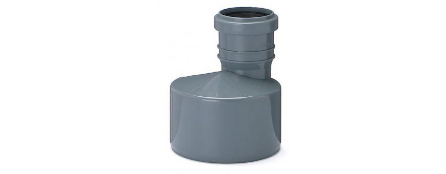 Redukcje kanalizacyjne wewnętrzne z PP